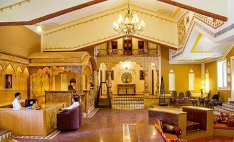 Best 5 Star Hotels in Jaipur