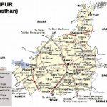 Jaipur Location Map