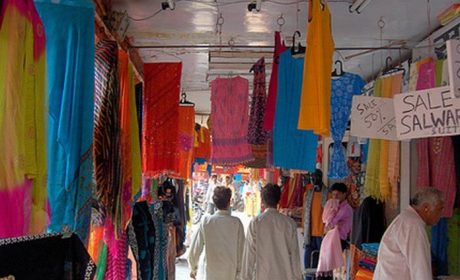 Shopping in Jaipur