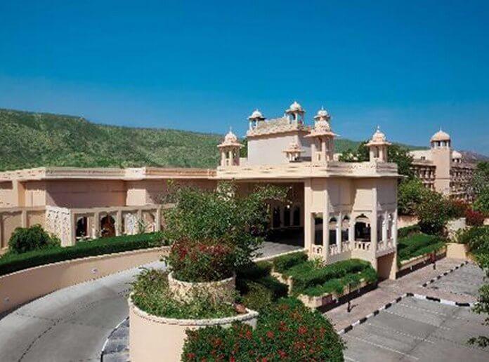 Trident Hilton Hotel Jaipur