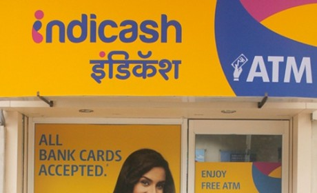 Indicash ATM are now available at 4 places in Jaipur