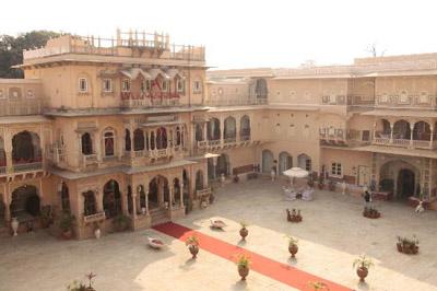 List Of Top 5 Star Luxury Hotels In Jaipur