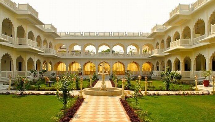 list of top 5 star luxury hotels in jaipur jaipur magazine