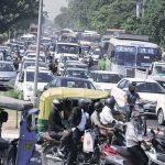 traffic problem Jaipur