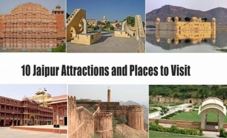 10 places in Jaipur that one should visit in his lifetime