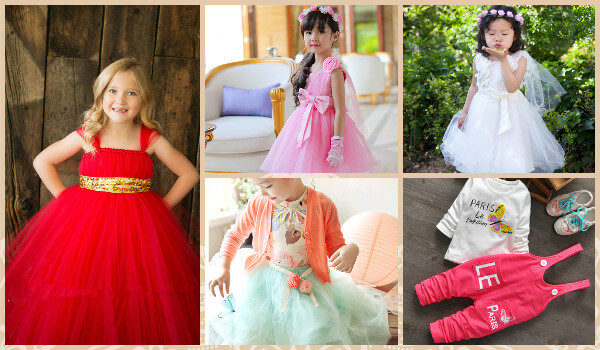 Kids and baby dresses Jaipur
