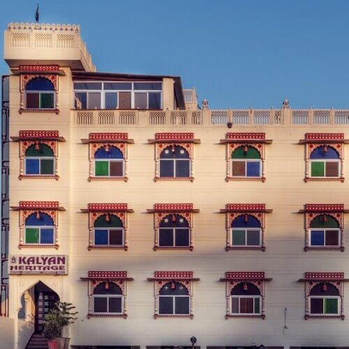 Kalyan Rooftop, Kalyan Heritage and Paradise