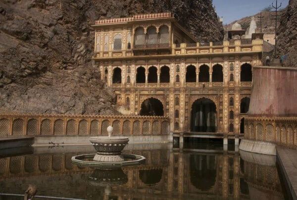 Galtaji Temple Jaipur Rajasthan