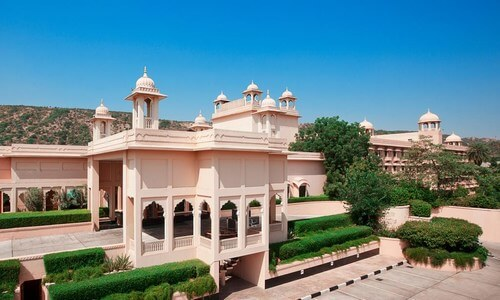 Trident resort Jaipur