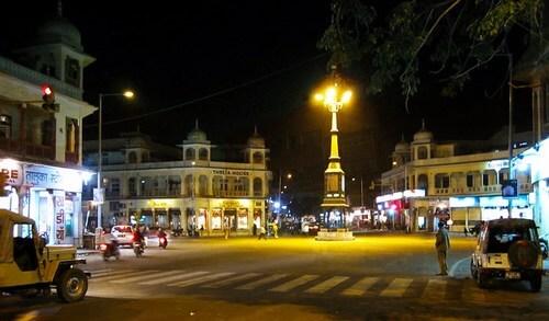 M.I. Road jaipur