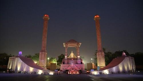 popular patriotic Amar Jawan Jyoti Jaipur
