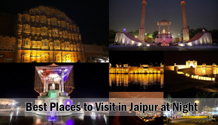 7 Best Places to Visit in Jaipur at Night