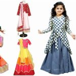 Baby girl Wedding Lehenga Jaipur Childrens Lenghas Store Jaipur kids ethnic wear