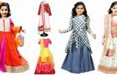 Where to Find  Baby Girl Lehengas For Wedding in Jaipur - Childrens Lengha in Jaipur