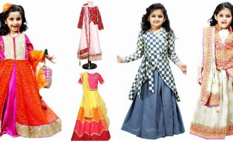 Where to Find  Baby Girl Lehengas For Wedding in Jaipur – Childrens Lengha in Jaipur