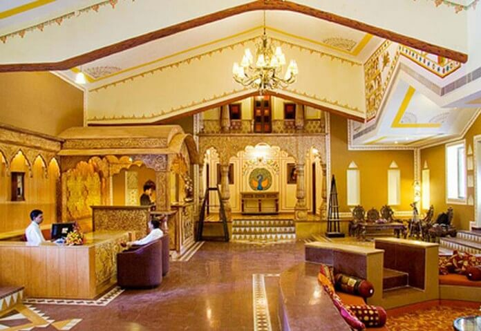 Best 5 Star Hotels in Jaipur