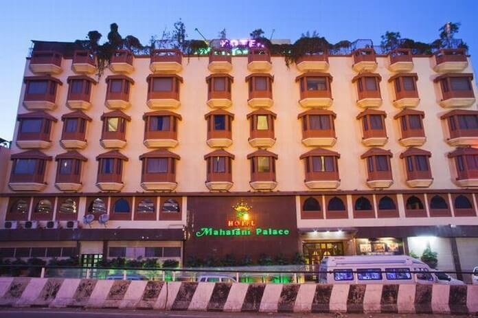 Hotel Maharani Palace jaipur