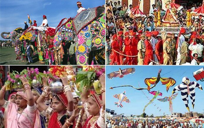 Jaipur Fairs and Festivals