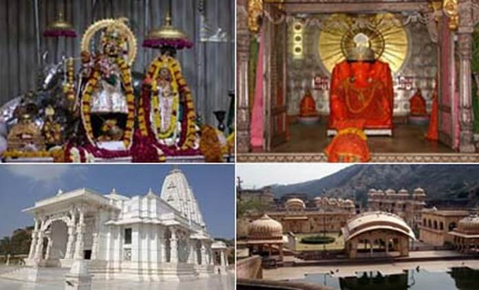 Most Famous Temples in Jaipur