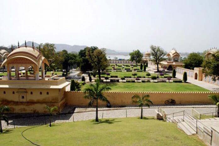 Kanak Vrindavan Valley in Jaipur