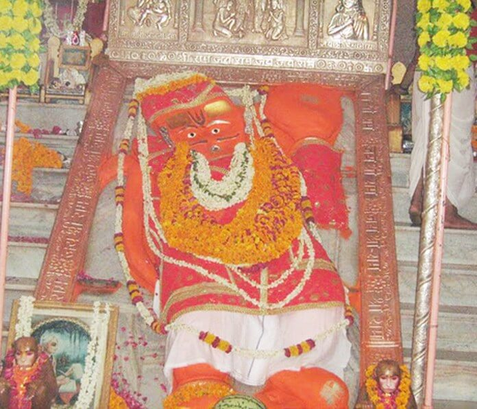 Khole Ke Hanuman Ji Jaipur
