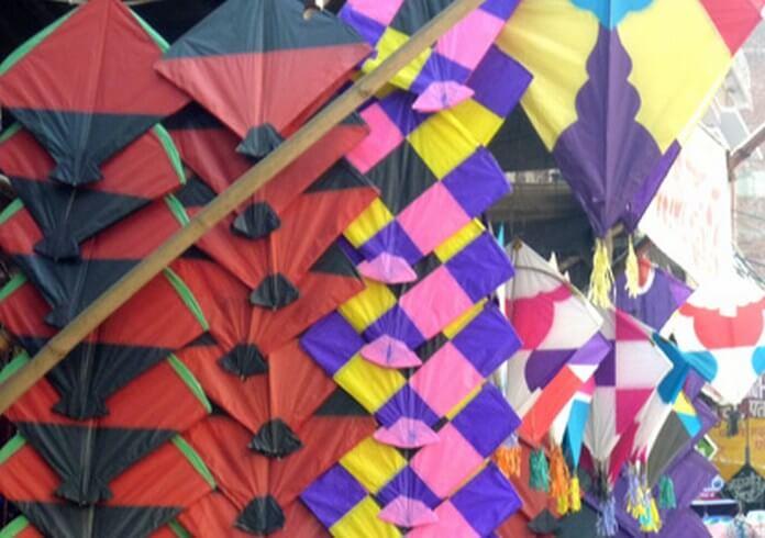 makar sankranti and Kite Festival jaipur