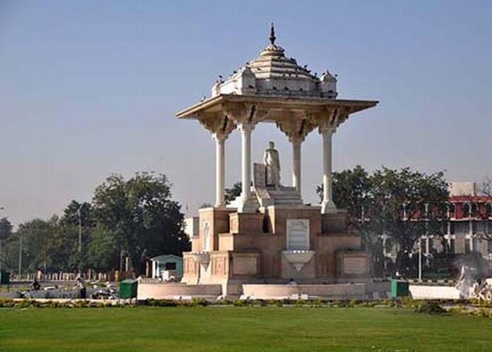 Statue Circle Jaipur