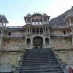 Galtaji Monkey Temple in jaipur