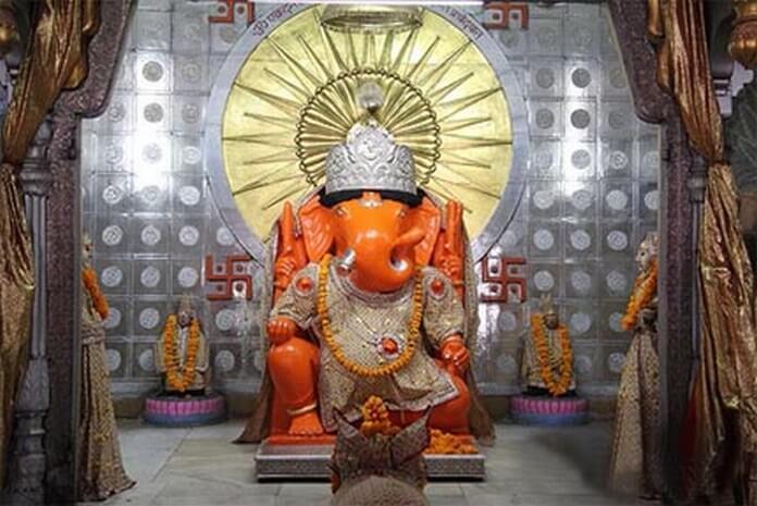Moti Doongri Ganesh Temple Jaipur