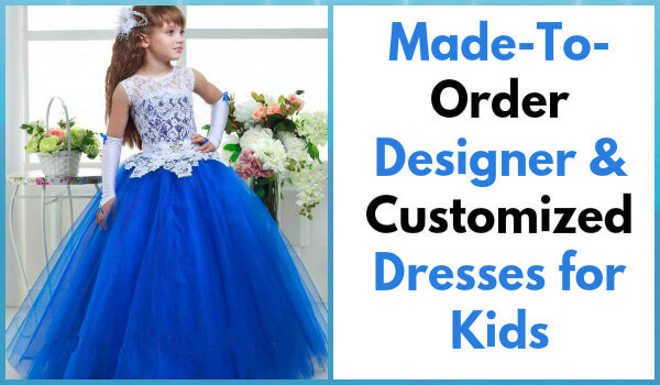 Custom Kids Clothing Jaipur