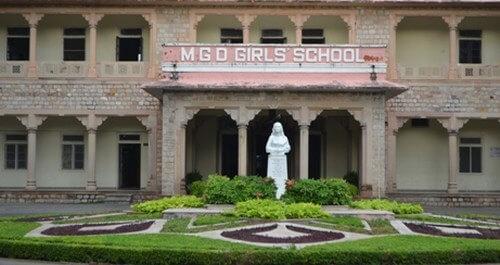 Maharani Gayatri Devi Girl's School, Jaipur