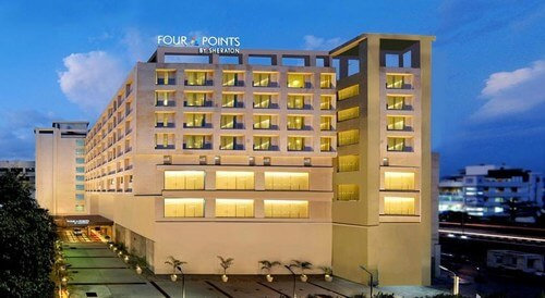 The Eatery, Four Points by Sheraton Jaipur