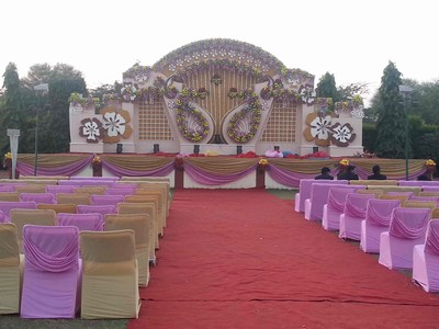 Heavens Garden marriage jaipur