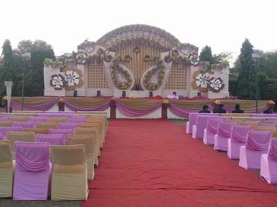 Heavens Garden marriage jaipur