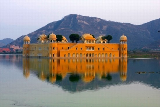 Jaipur India Romantic City