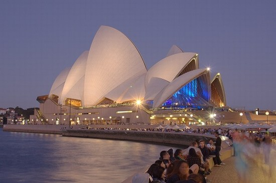 Sydney Australia romantic city