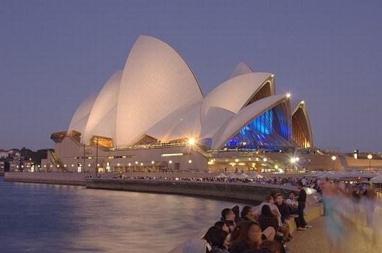 Sydney Australia romantic city