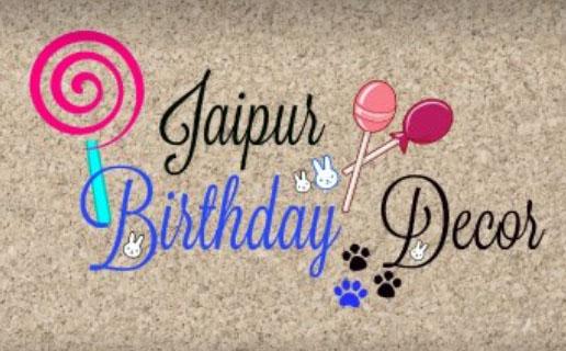 Jaipur Birthday Decor, Mansarovar Jaipur