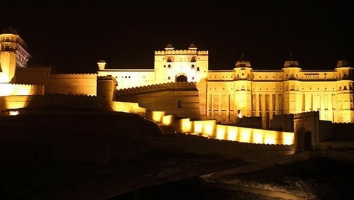 best Amber Fort nightlife jaipur