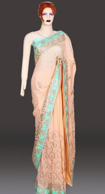 Jaipur Heavy Pallu Bridal Saree Collection for Wedding