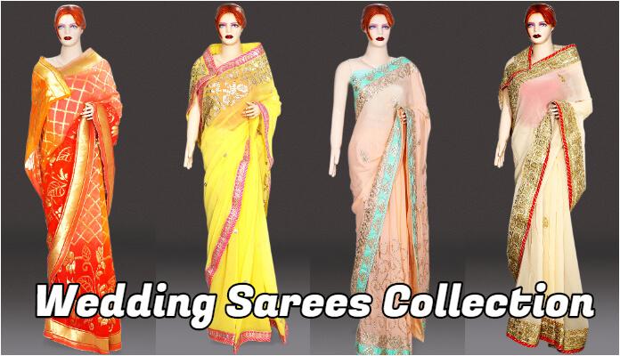 Where to Buy Sarees in Jaipur Bandhej, Lehariya & Jaipuri Gota Patti Sarees