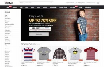 Lifestyle Store - Children Indian Wear Shop