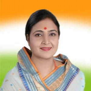 Dr. Archana Sharma Rajasthan Pradesh Congress