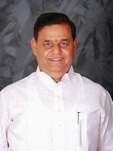 Ramcharan Bohara - member of BJP Jaipur