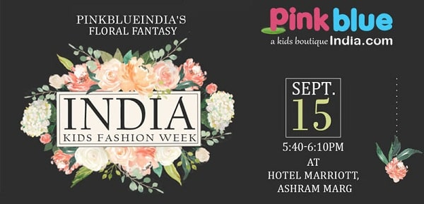 Kids Celebrity Designer – Aastha Agarwal to showcase her collection at India Kids Fashion Week in Jaipur