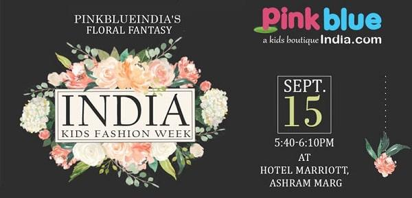 Kids Celebrity Designer – Aastha Agarwal to showcase her collection at India Kids Fashion Week in Jaipur