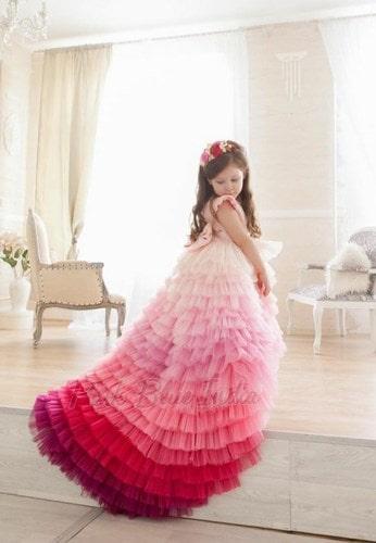 बच्चों के पार्टी वियर कपड़े, गर्ल पार्टी फ्रॉक जयपुर