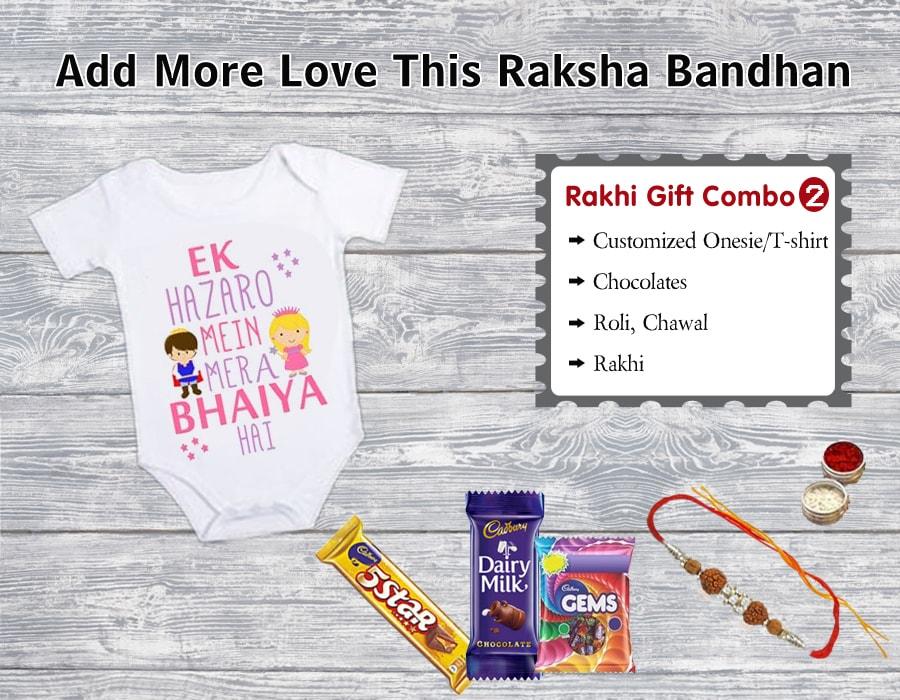 Buy Raksha Bandhan Kids Gift Hampers Jaipur
