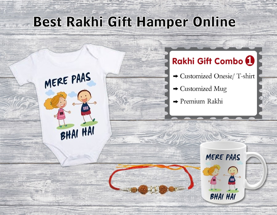 Rakhi Gifts for Kid Brother and Baby Sister, Delivery in Jaipur