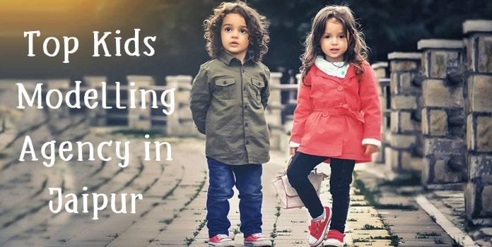 Top Kids Modelling Agency in Jaipur